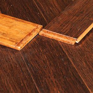 Arma de suelo de bambú tejido filamento