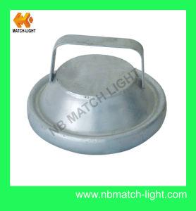tipo d'acciaio galvanizzato accoppiamento (femmina di 2  Bauer della protezione di estremità)