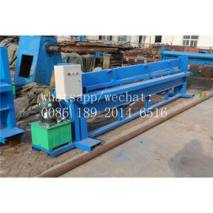 Galvanisierte Stahlelektrische scherende Metallplattenmaschine