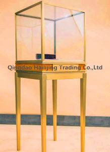 Het hoogwaardige Kabinet van de Vertoning van de Juwelen van het Glas van de Manier