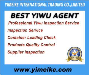 Professional Yiwu Service d'inspection de contrôle de chargement de conteneur