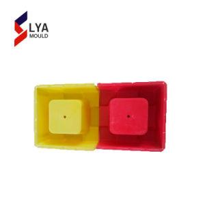 手動プラスチック具体的な鋳造の空のブロック型