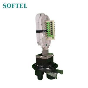 Softel Fosc/Sluiting van de Las van de Doos FTTH van de Vezel van de Sluiting van de Las van de Vezel de Optische Optische Gezamenlijke