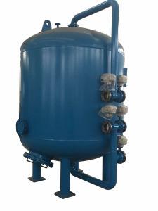 Los filtros de medios de comunicación comerciales Sistema de filtración de agua