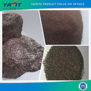 Al2O3 het Bruine Bruine Korund van uitstekende kwaliteit van het Oxyde van het Aluminium/Bruine Gesmolten Alumina