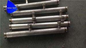 Tubo compatibile della bobina del tri trifoglio AISI304