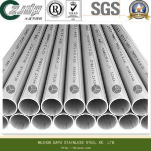 Tubo senza giunte dell'acciaio inossidabile di ASTM A213 TP321