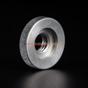 Industrial를 위한 CNC Machined High Precision Smooth Spur Aluminum Alloy Gear