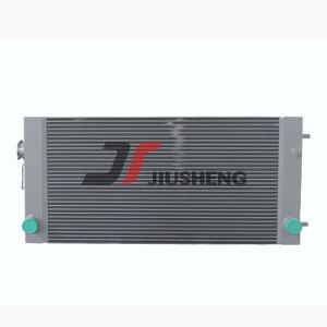 Sumitomo Sh210-5/CS210-5 엔진을%s 알루미늄 격판덮개와 바 전송 기름 냉각기