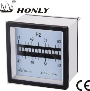 Hl di serie del quadrato del tester di frequenza, CA di SD-S72-F ** hertz