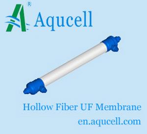 Haute résistance de la pollution Aqucell PVDF (membranes UF AQU-90-F)