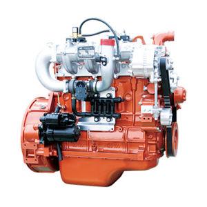 Motor van het Gas van het Aardgas de Met water gekoelde