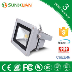 Hoogtezonnen 10W Outdoor LED Flood Light