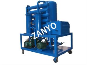 Waste Lubrificantes Oil Recycle Machine