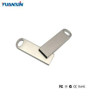 高品質の大きさのピヨピヨと鳴く声の小型金属USBのフラッシュ駆動機構