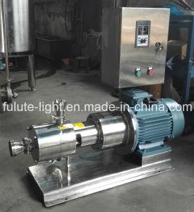 Pompa d'emulsione in-linea variabile di velocità dell'acciaio inossidabile
