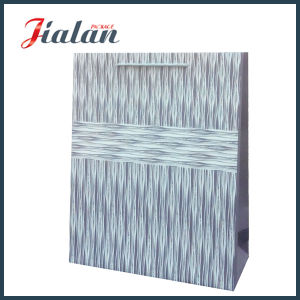 L'alta qualità personalizza il sacco di carta classico di prezzi di fabbrica dei commerci all'ingrosso di marchio