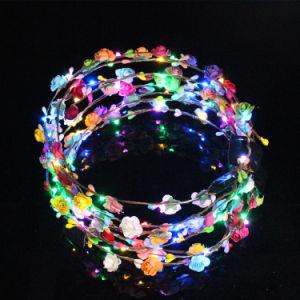 Gli eventi tropicali del partito del costume di compleanno dei fiori del Hawaiian della fascia dei braccialetti della collana di favori dell'erba dei leu della corona dell'Hawai celebrano la decorazione degli adulti dei bambini dei capretti