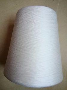 Le maïs pour les deux fils de fibre PLA tissés et utilisation de tricot