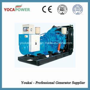 400kVA silencioso do motor eléctrico de grupo gerador diesel