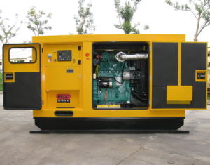 generatore del diesel di 140kVA Cummins