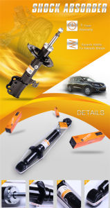 Amortiguador de piezas de automóviles Toyota Land Cruiser Hzj79 345044