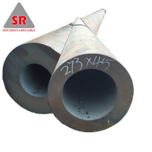 DIN 제 17175/35.8/Ss400/A106/A53 Carbon Seamless Steel Pipes