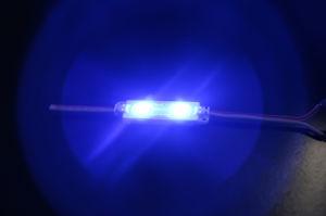 160 gradi impermeabilizzano 2 il modulo dell'iniezione del LED SMD5050 LED