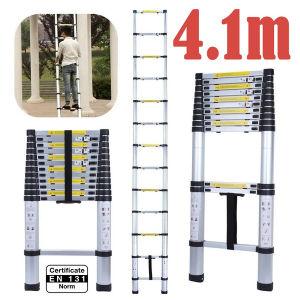 4.1 M Telescopic Ladder En 131/SGS Certificate