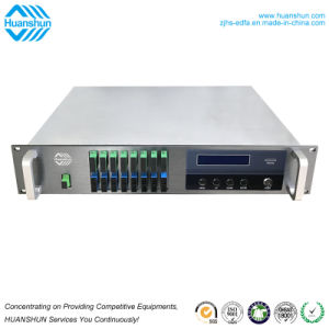 CATV 1550nmの高い発電の光学アンプ(EDFA)