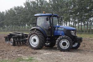 De Tractor van het Landbouwbedrijf 100HP van Lovol van Foton 4WD met Ce & OESO