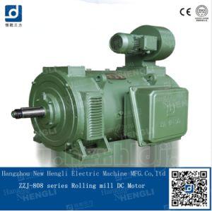 El LNH Zzj808 100kw Motor eléctrico DC
