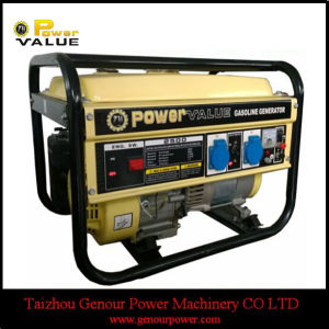 Famiglia Cina Factory Gasoline Tiger Generators Prices da vendere