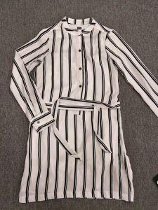 Gli indumenti da notte delle 2018 nuove di disegno donne del cotone/delle donne vestito casuale