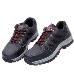 Estilo deportivo Antiestática Mujer Zapatos de seguridad