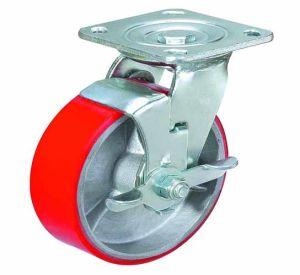 Rotolamento facile della rotella della macchina per colata continua del ghisa dell'unità di elaborazione