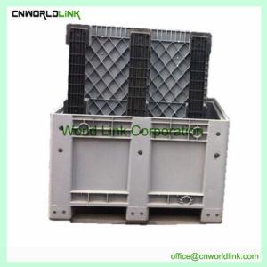 Transporte de palets de plástico de alta calidad de verificación