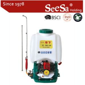 25L Two Stroke Knapsack Power Gasoline Sprayer (SX-3WZ--10A)