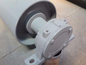 Шкив коленчатого вала, головки блока цилиндров заднего шкива и барабан транспортера для дробления камня