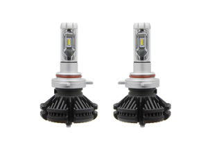 IP68 X3 LEDのヘッドライト3000K 6500K 8000K 6000lm自動LEDのランプ50ワット