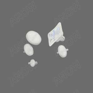 La sustitución de 0,22 um Whatman Nylon filtro de jeringa para HPLC, GC IC
