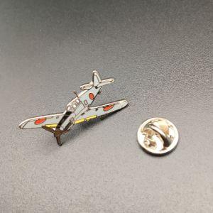 真鍮の総合的なCloisonne飛行機ピン
