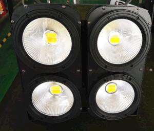 穂軸4pcsx100Wは白色光の段階の照明ランプを暖める