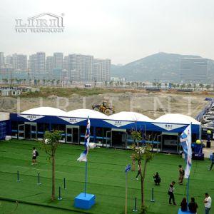 10-60mの屋外の結婚披露宴のための円形の多角形のサーカスのテント