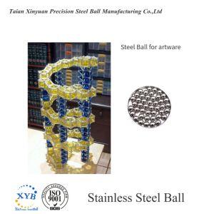 Stainlss Bola de Acero 440c para Metal artesanía 3,175 mm 1/8 de pulgada G1000.