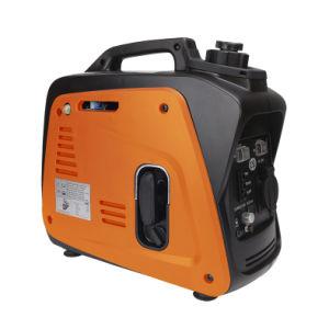 0.7KVA 4 tempos a gasolina de pequeno portátil de energia AC Gerador do inversor