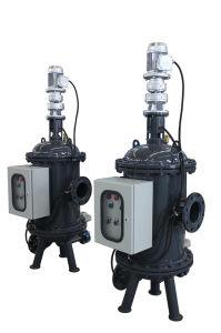 Filtro a più elementi da irrigazione di auto pulizia Dn100