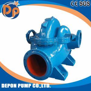 Hohe Kapazitäts-Flut-Wasser-entwässernpumpe mit Schlussteil