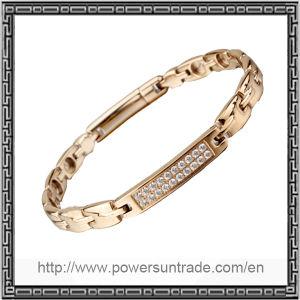 Magnetisches Bracelet mit CZ Women Bracelet Bio Magnetic Bracelet Hot New Products für 2015