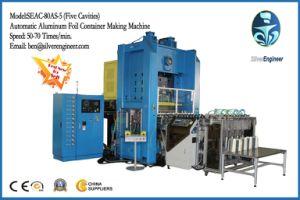 prix d'usine rectangulaire bon conteneur d'aluminium à usage unique